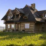 Jakie zalety mają domy z bali?