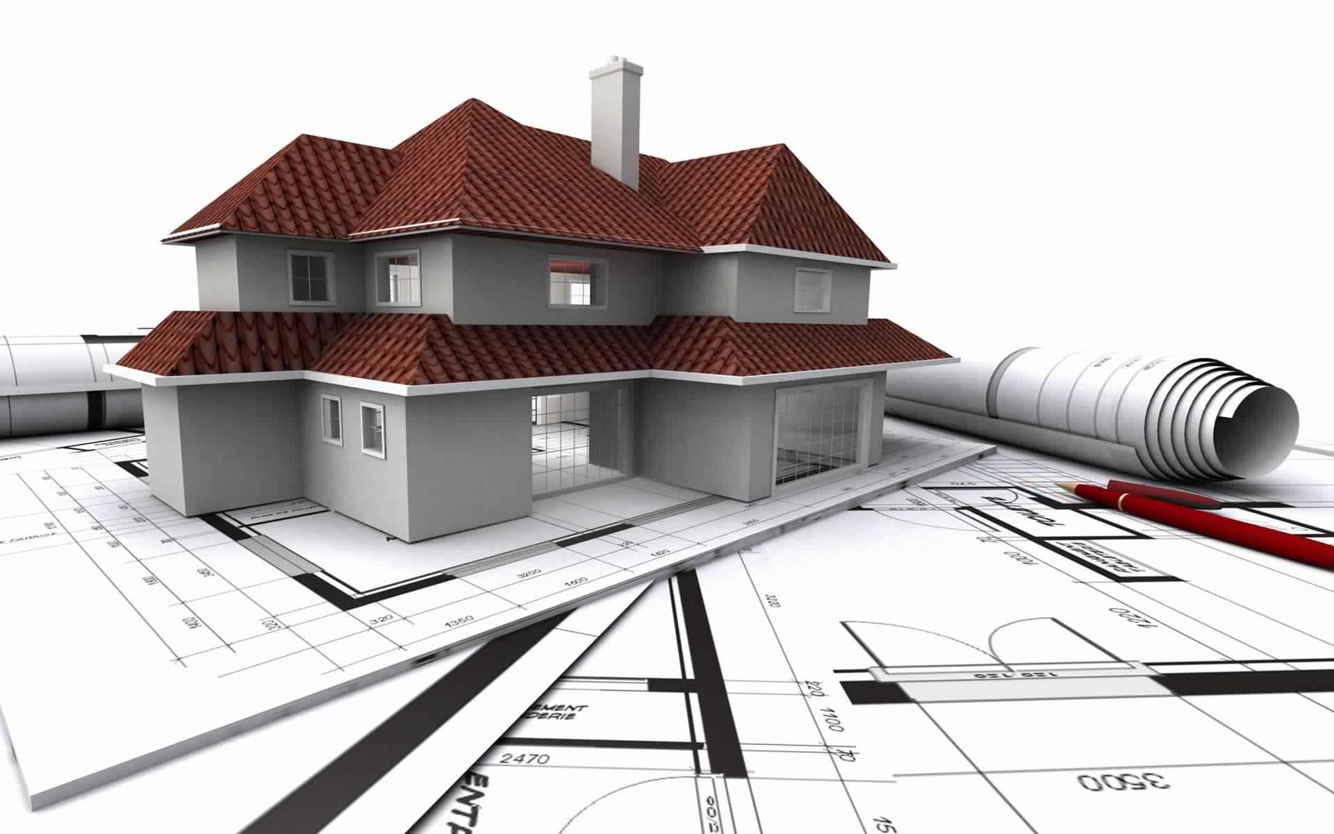 Projekt zagospodarowania domu na działce