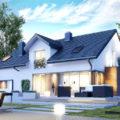 Projekt domu Koncept