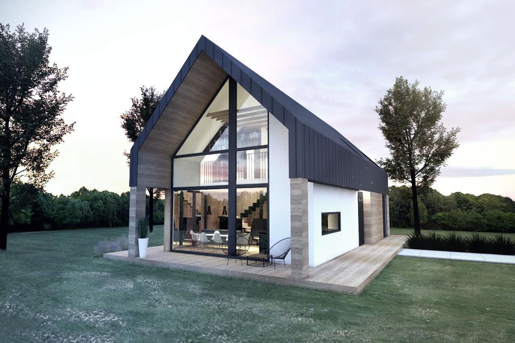 Projekt domu W-27