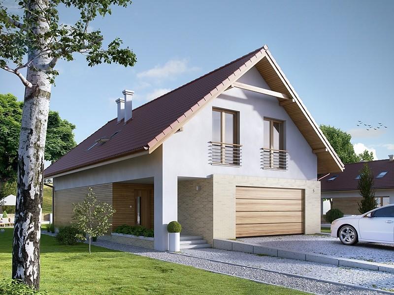 Projekt domu Amarylis 2 CE