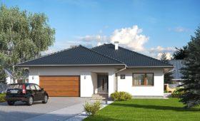 TOP10 projektów domów energooszczędnych