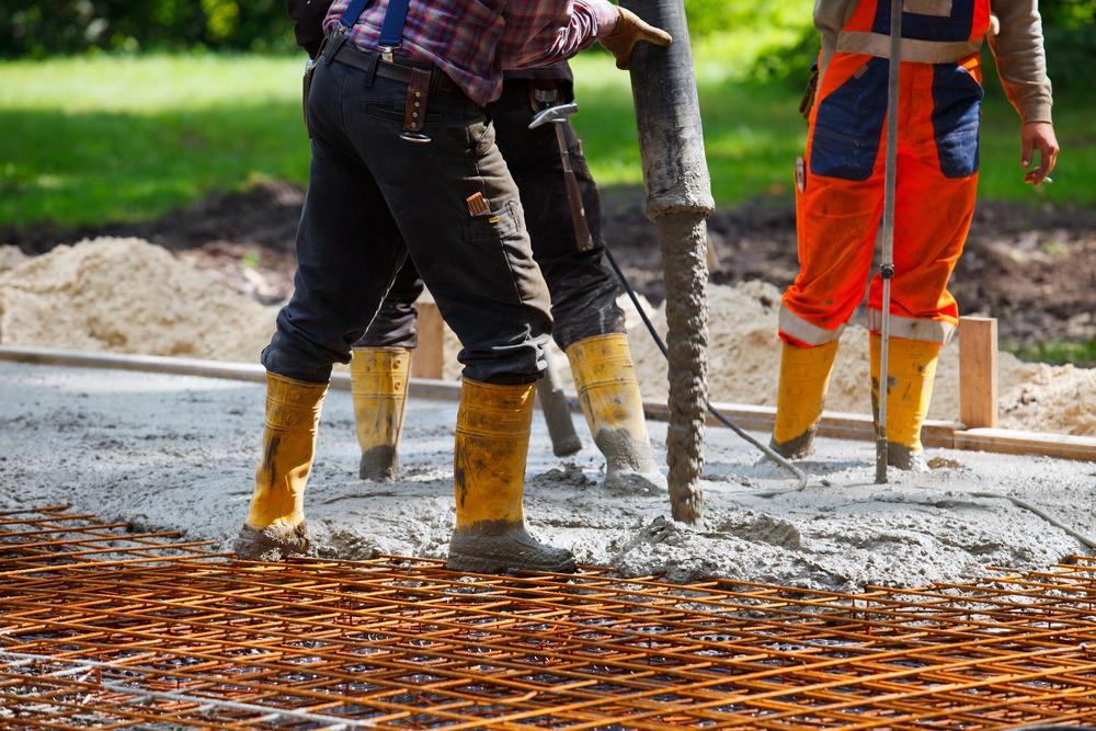 Czy można betonować zimą?