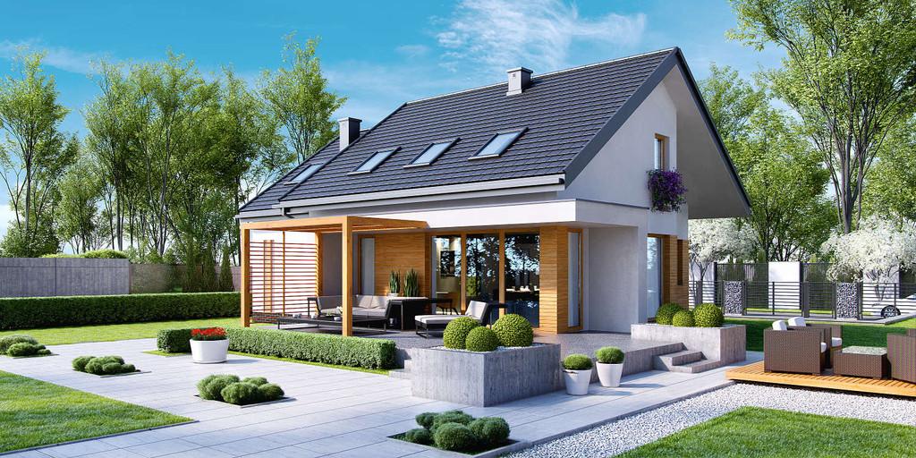 Projekt domu Koncept-23