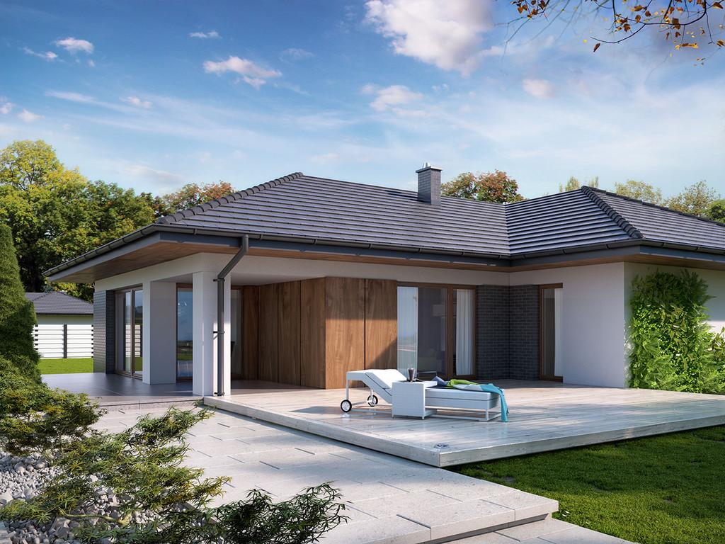 Projekt domu Arteo 2