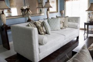 Sofa w stylu francuskim