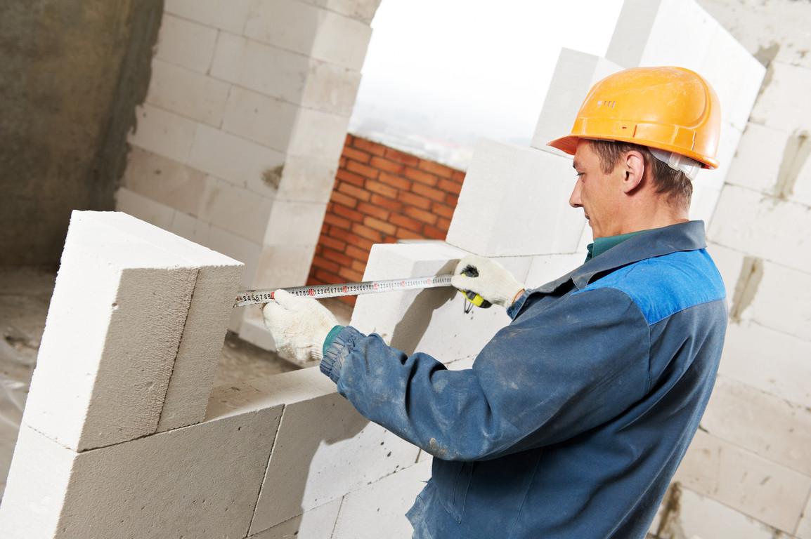 Stawianie ścian działowych