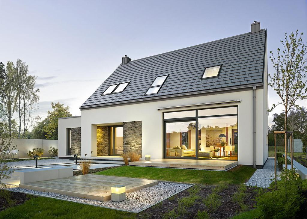 Projekt domu Atrakcyjny 3