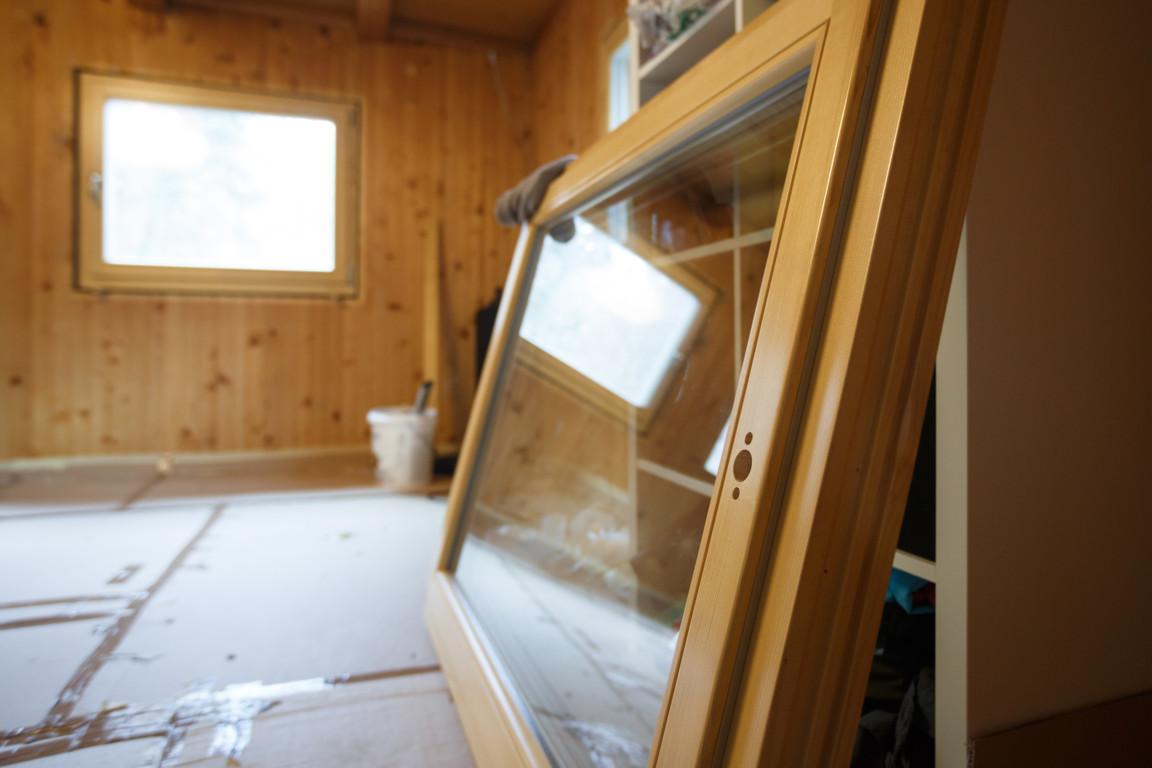 Renowacja drewnianych okien
